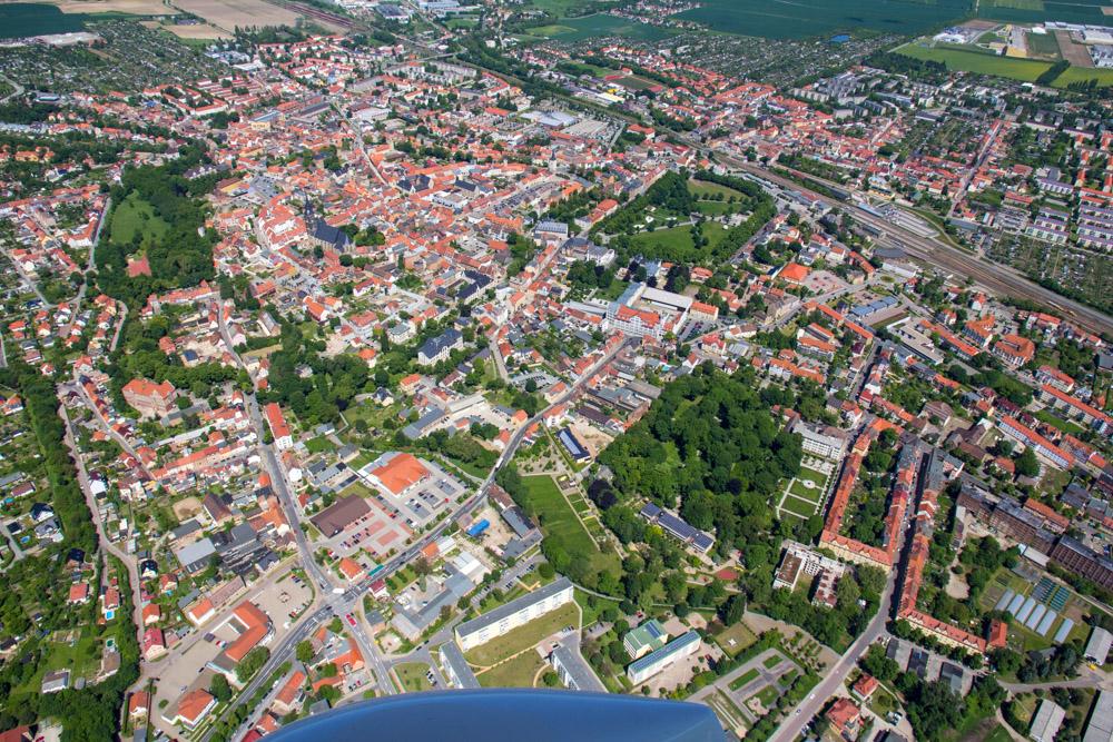 Luftbild Aschersleben #8656 | Sándor Kotyrba