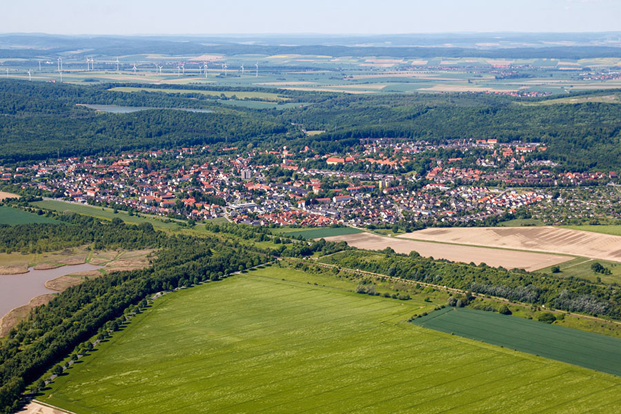 Luftbild Salzgitter-Gebhartshagen #9482 | Sándor Kotyrba