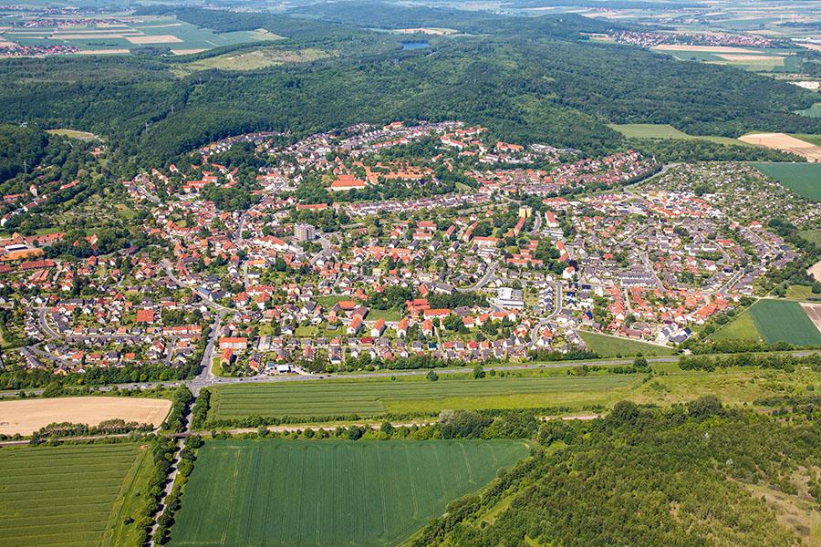 Luftbild Salzgitter-Gebhartshagen #9489 | Sándor Kotyrba