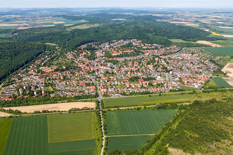Luftbild Salzgitter-Gebhartshagen #9491 | Sándor Kotyrba