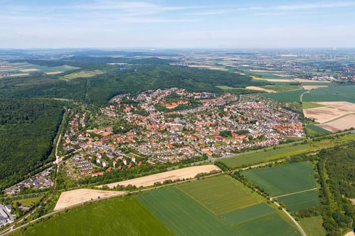 Luftbild Salzgitter-Gebhartshagen #9495 | Sándor Kotyrba