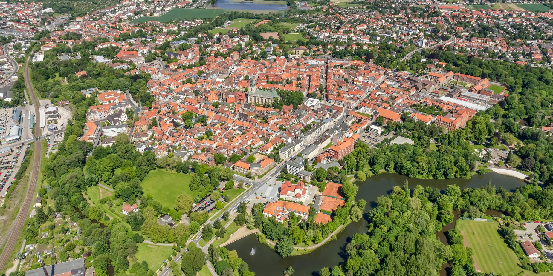 Luftbild Wolfenbüttel (#7999) | Panorama