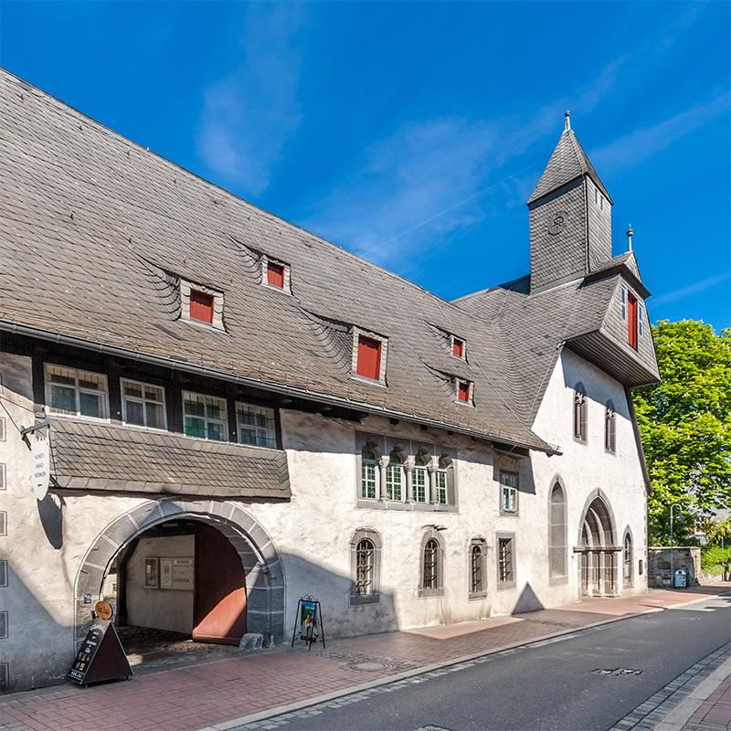 Spital Großes Heiliges Kreuz Goslar | Architekturfotografie