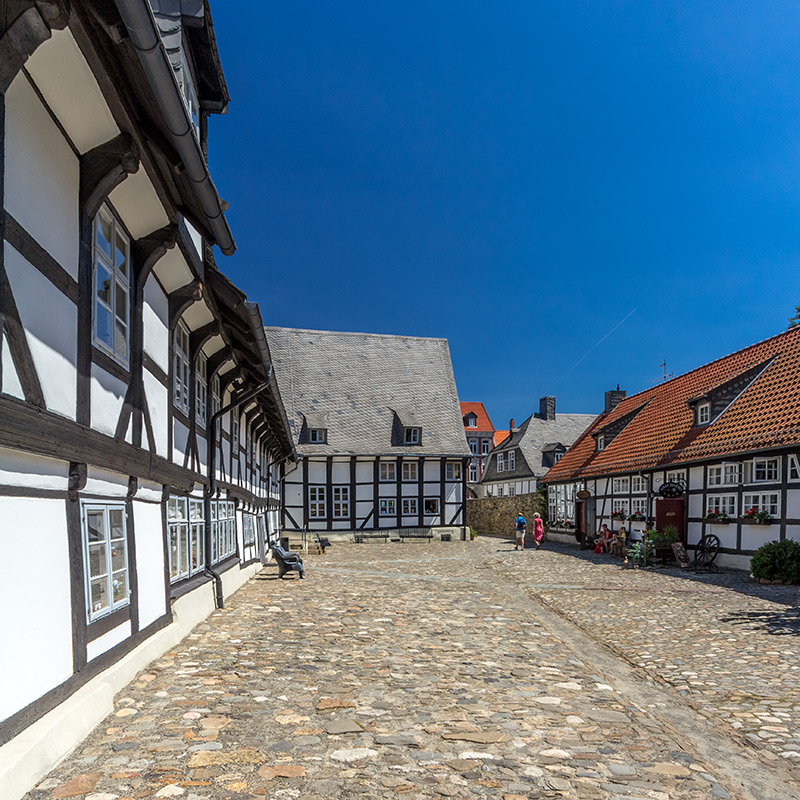 Goslar, Spital Großes Heiliges Kreuz