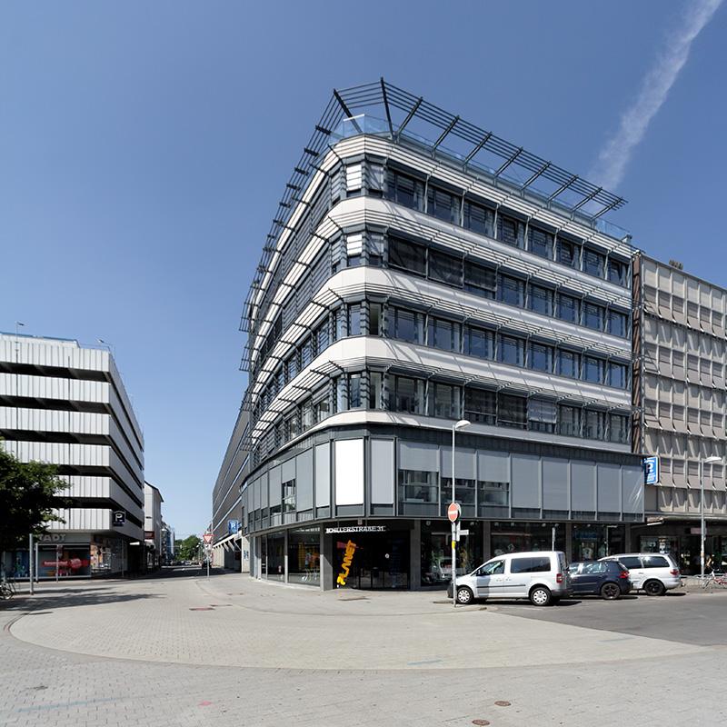 Kotyrba Architekturfotografie Hannover | Einkaufszentrum Schillerstraße
