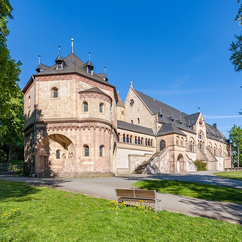 Goslar, Kaiserpfalz, Ulrichskapelle
