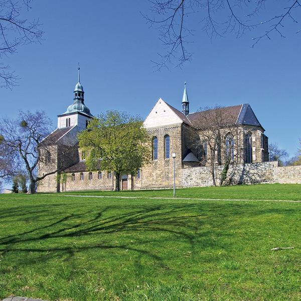 Architekturfotografie Helmstedt | Kloster St. Marienberg