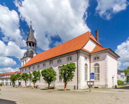 St. Nicolai-Kirche Gifhorn | Architekturfotografie Sándor Kotyrba