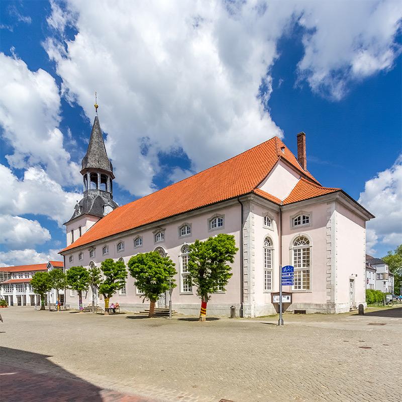 St. Nicolai-Kirche Gifhorn   Architekturfotografie Sándor Kotyrba