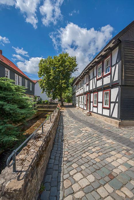 Goslar, An der Abzucht