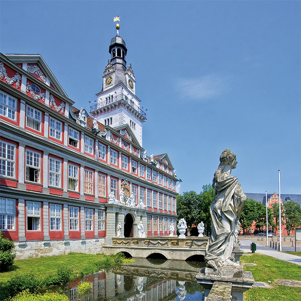 Wolfenbüttel, Schloss
