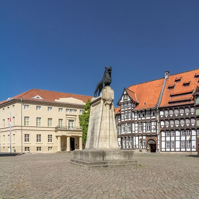 Burgplatz, Braunschweig