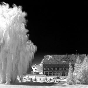 Hessen, Infrarotaufnahmen