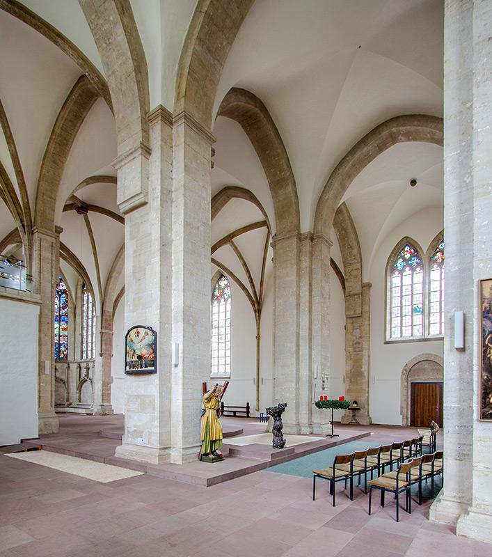 kotyrba architekturfotografie braunschweig | St. Andreas-Kirche