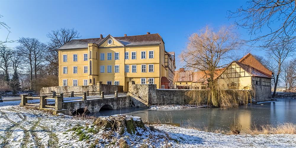 Esbeck, Burg