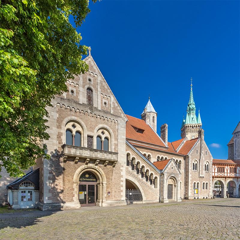 Braunschweig, Burgplatz