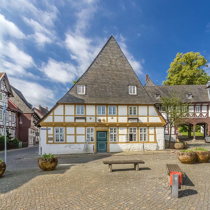 kotyrba architekturfotografie goslar | Spital Kleines Heiliges Kreuz