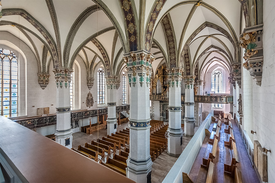 Wolfenbüttel, Hauptkirche Beatae Mariae Virginis