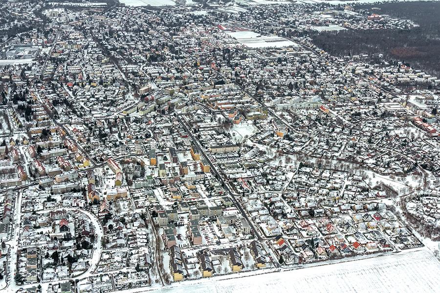 Luftbild Wolfenbüttel
