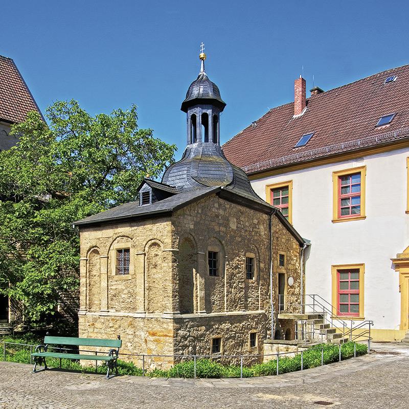 St. Ludgerie-Kloster Helmstedt | Architekturfotografie Sándor Kotyrba