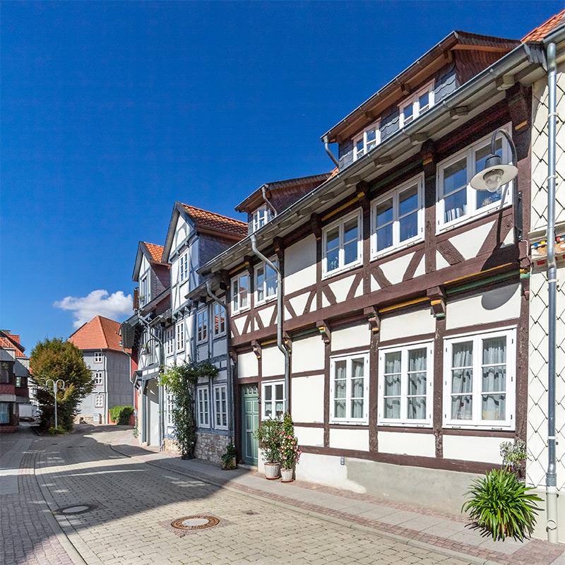 Wolfenbüttel, Krumme Straße