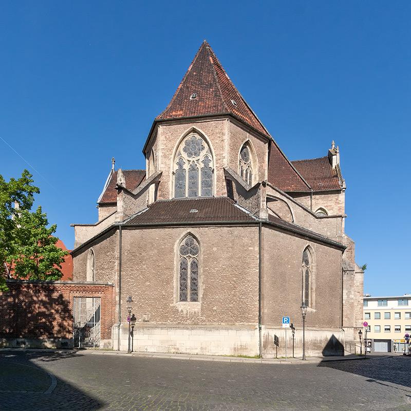 Sándor Kotyrba Fotografie | Architekturfotografie Braunschweig Aegidienkirche