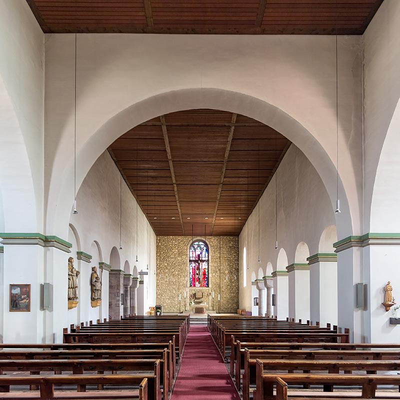 Helmstedt, Kloster St. Ludgerie