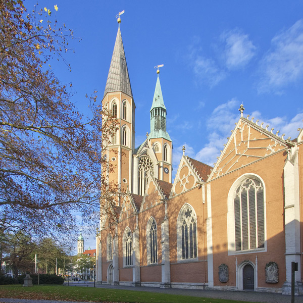 Braunschweig, St. Katharinen
