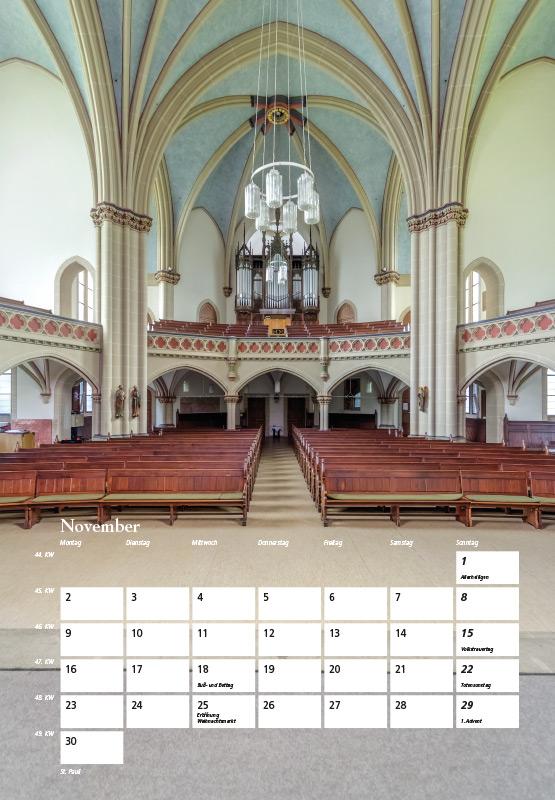 St. Pauli-Kirche - Kalender Braunschweig 2015 | Sándor Kotyrba