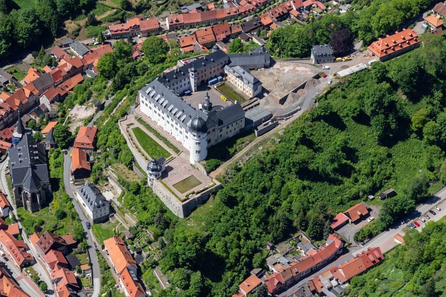 Luftbild Stolberg Harz