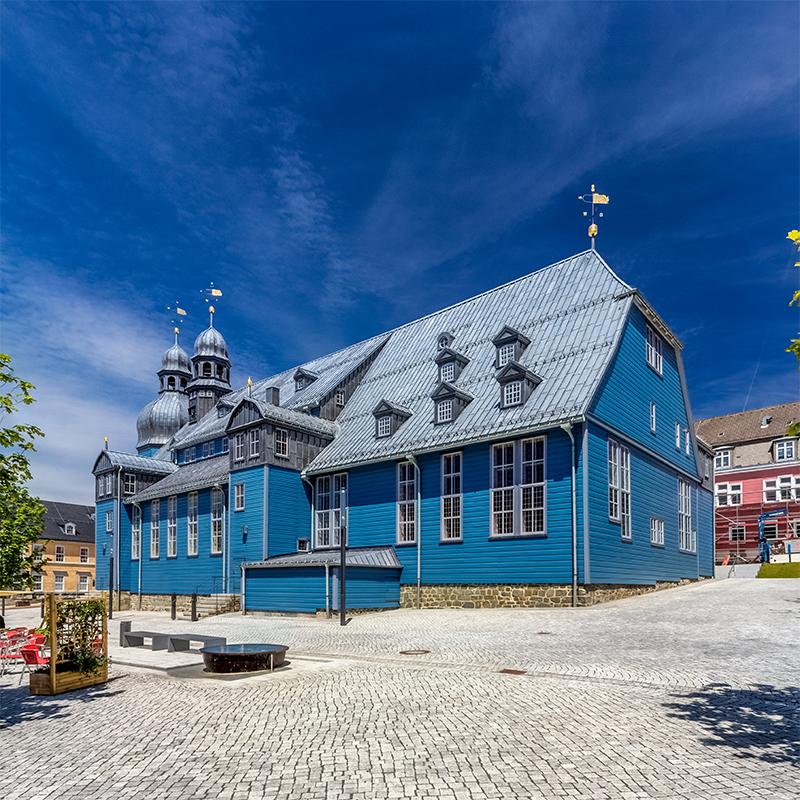 Marktkirche, Clausthal-Zellerfeld