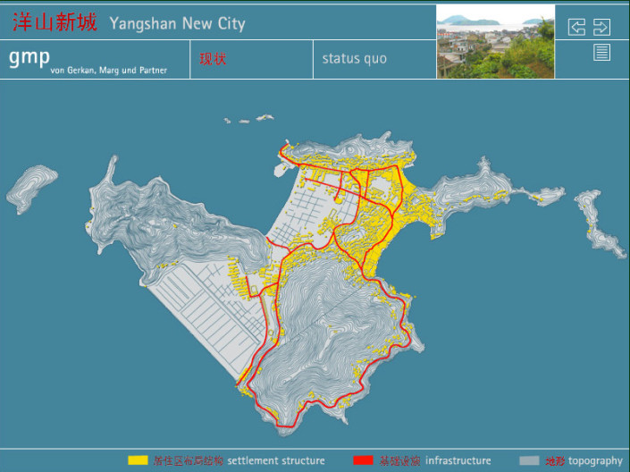 Yangshan New City, China