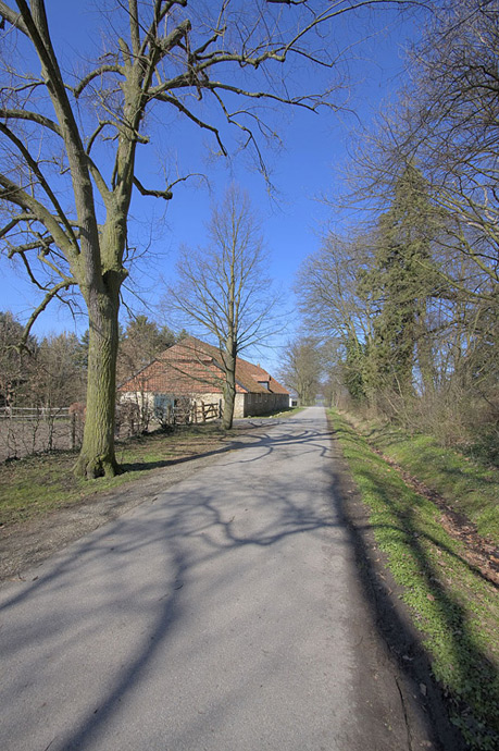 Destedt, Gutspark