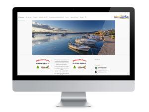 Webdesign Hannover, Wassersportzentrale