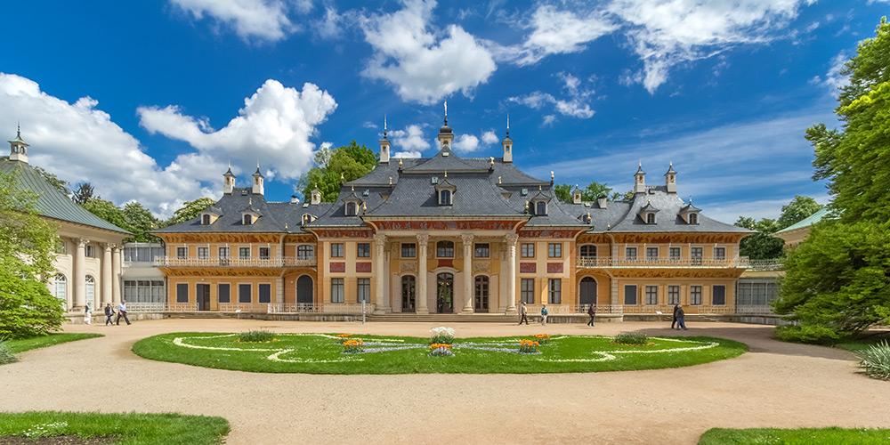 kotyrba architekturfotografie dresden   Schloss Pillnitz, Bergpalais
