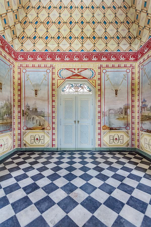 Chinesischer Pavillon, Park Pillnitz   Kotyrba Architekturfotografie Dresden