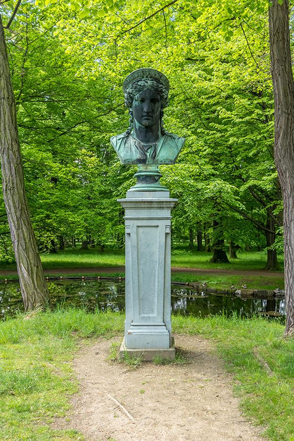 Kotyrba Architekturfotografie Dresden   Englischer Garten. Schloss Pillnitz