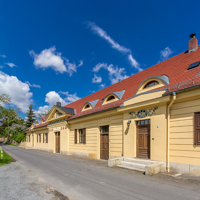 Kotyrba Architekturfotografie Dresden   Weinpresse Pillnitz