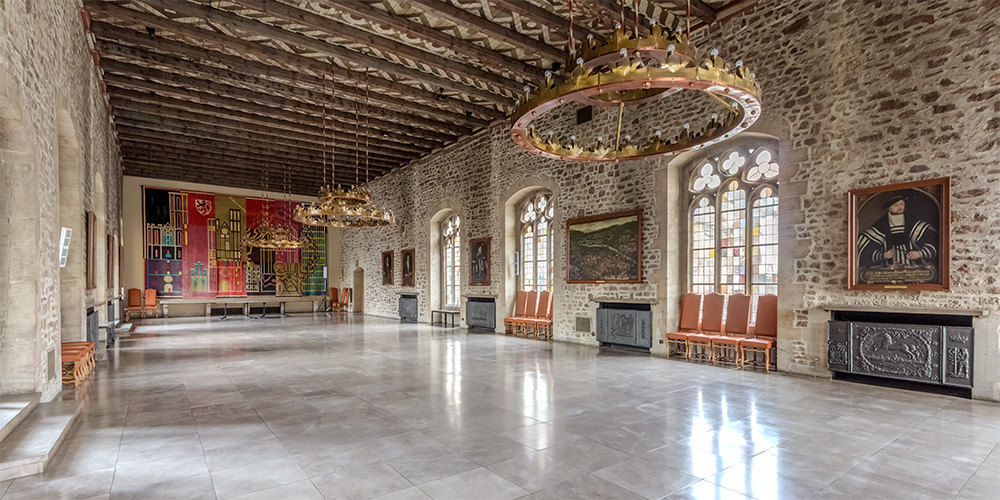 Braunschweig, Altstadtrathaus, Große Dornse