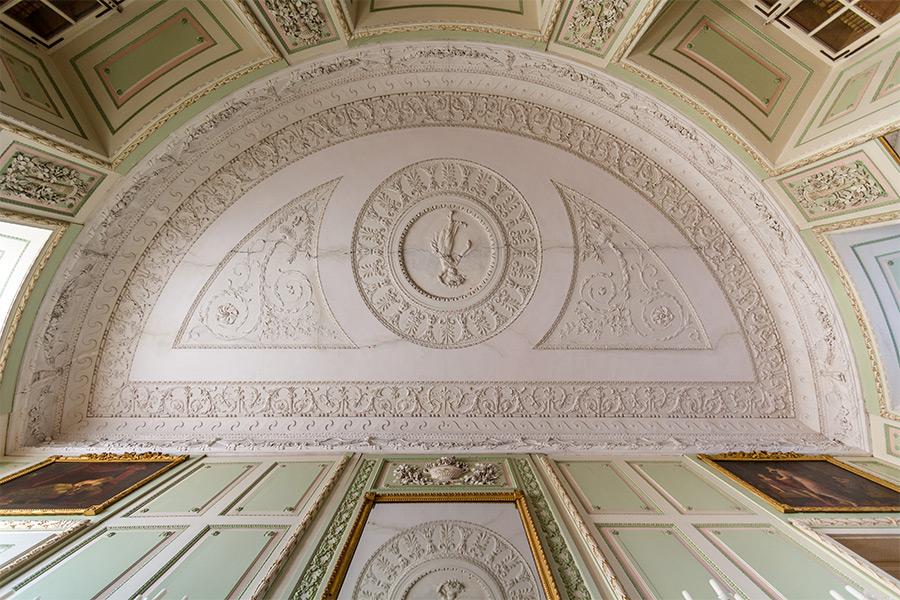 Weißensteinflügel Schloss Wilhelmshöhe Kassel