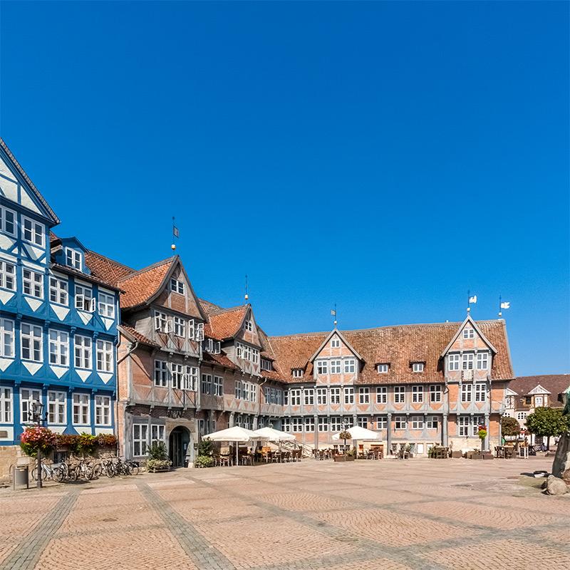 Wolfenbüttel, Stadtmarkt