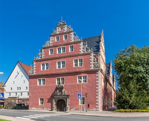 Wolfenbüttel, Zeughaus