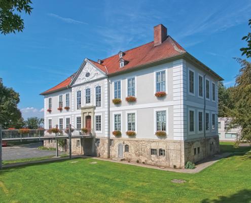 Schliestedt, Herrenhaus