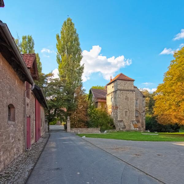 Veltheim (Ohe), Gut