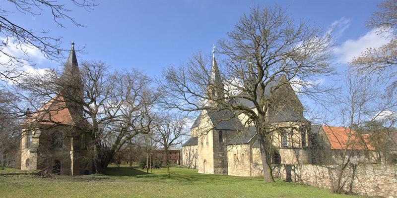 Hamersleben, Kloster