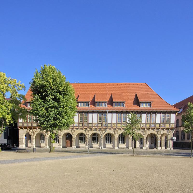 Kotyrba Architekturfotografie Halberstadt | Domplatz