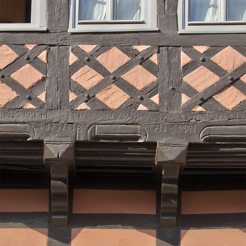 Sándor Kotyrba Architekturfotografie Quedlinburg