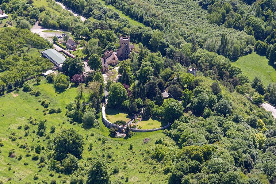 Luftbild Roseburg Rieder