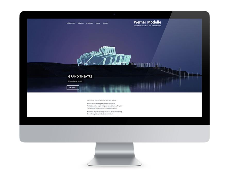 Webdesign Braunschweig, Werner Modelle