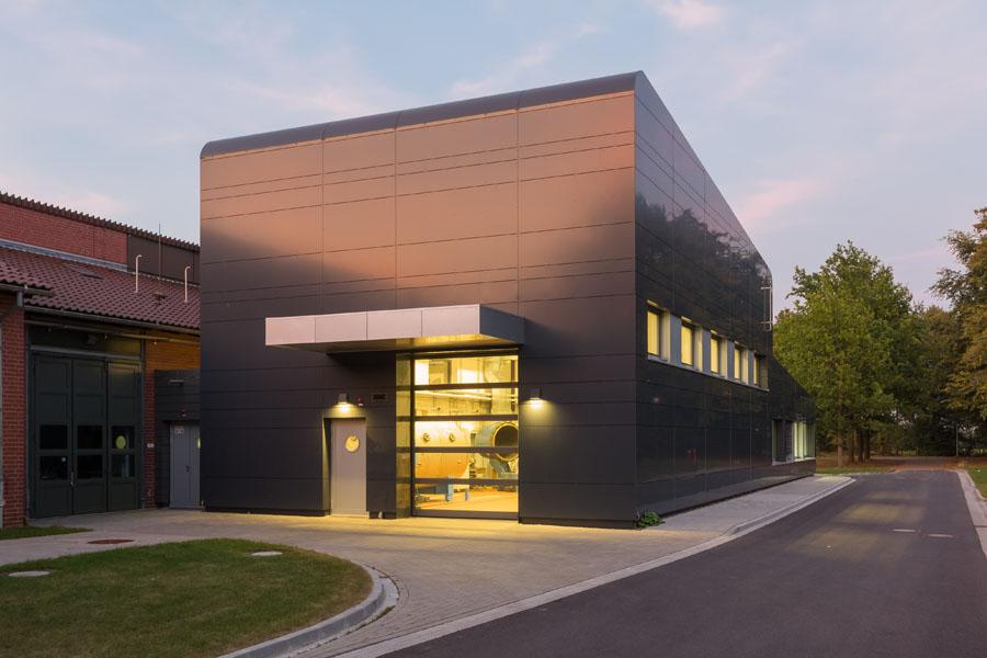 Architekturfotografie Braunschweig | Gebäude der Sicherheitstechnik PTB